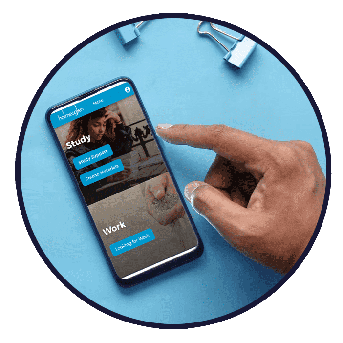 Mobile phone interaction